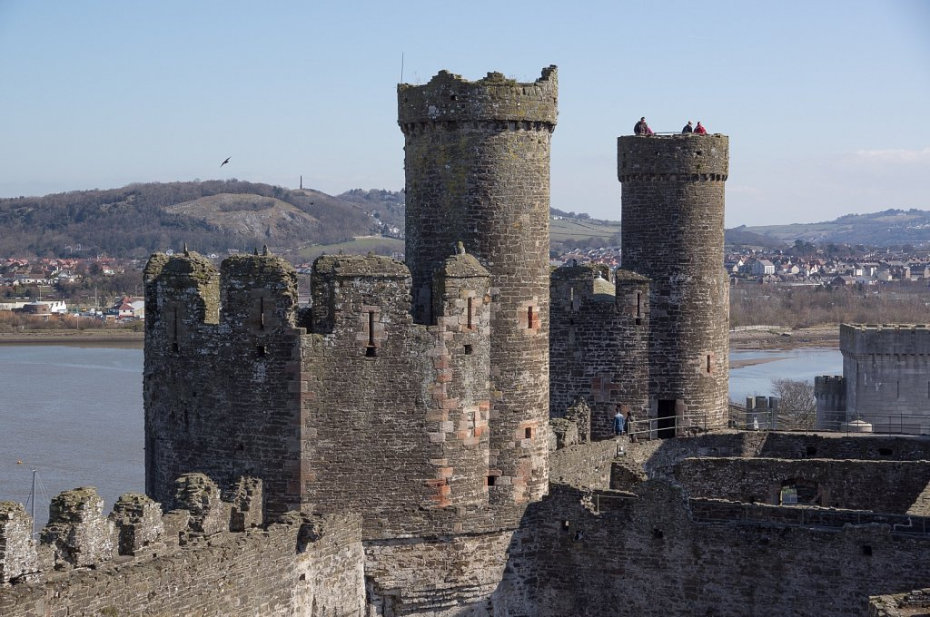 Conwy. Wales. United Kingdom.