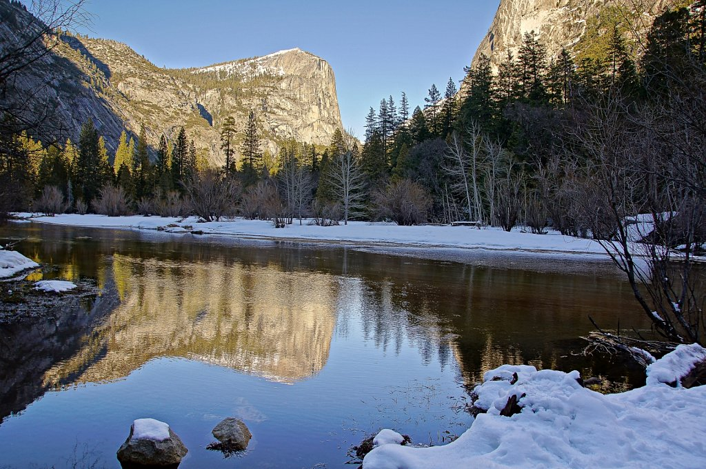 Yosemite Valley. California. United States.