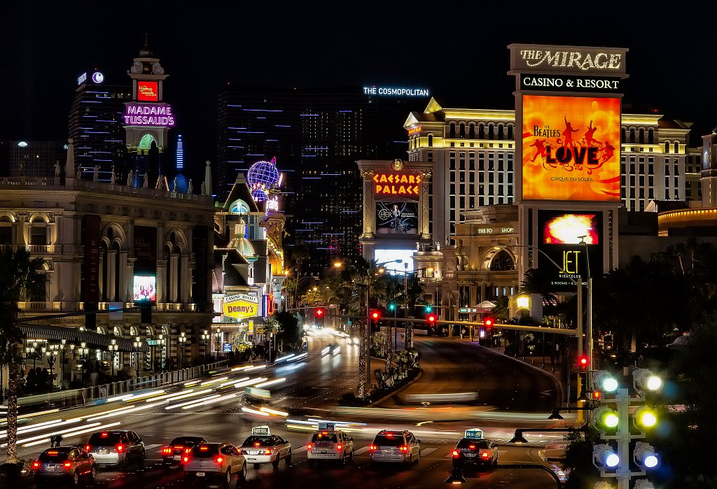 Las Vegas. Nevada. United States.