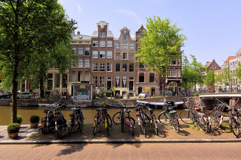 Centrum. Amsterdam. North Holland. The Netherlands.