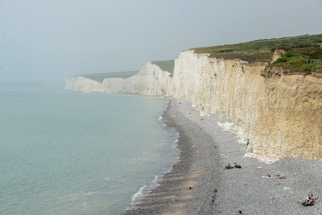Birling Gap. England. United Kingdom.
