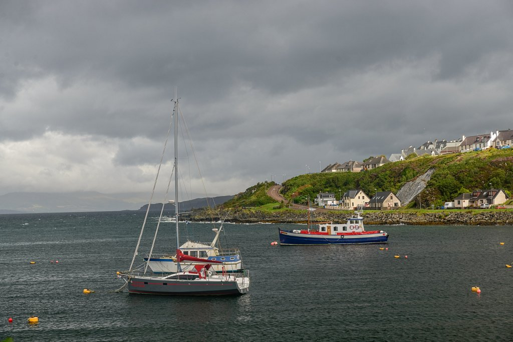 Mallaig. Scotland. United Kingdom.