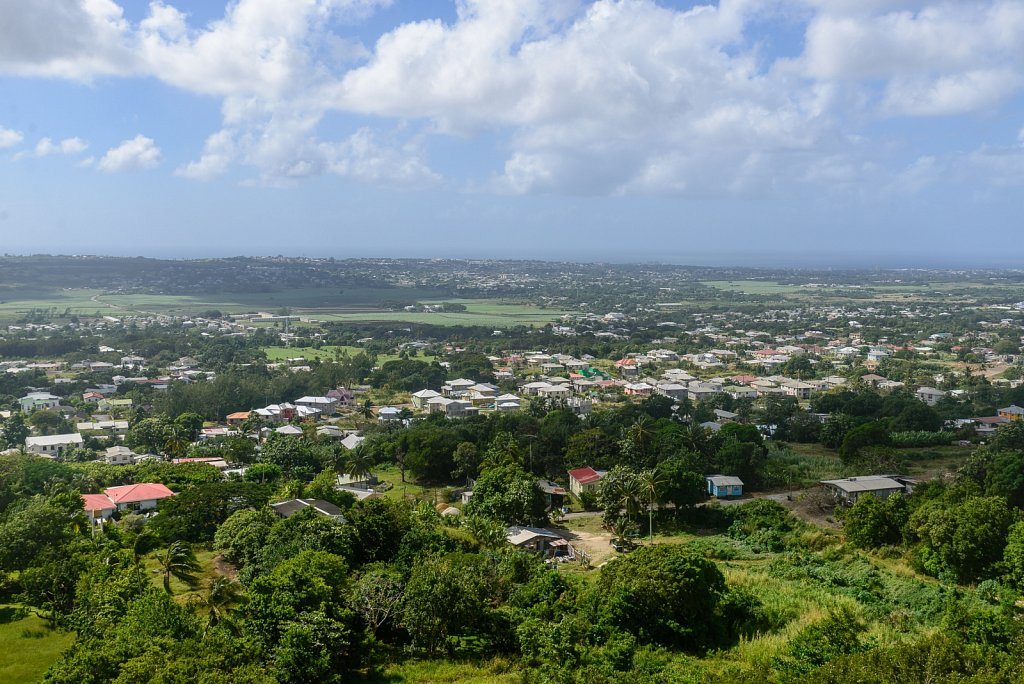 Gun Hill. Saint George. Barbados.