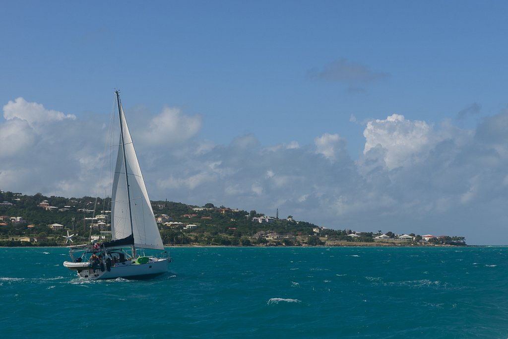 Saint John. Antigua and Barbuda.