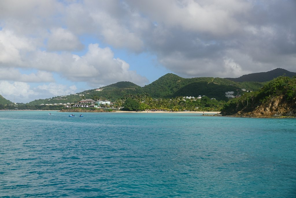 Saint Mary. Antigua and Barbuda.