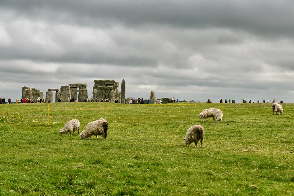 Stonehenge. England. United Kingdom.
