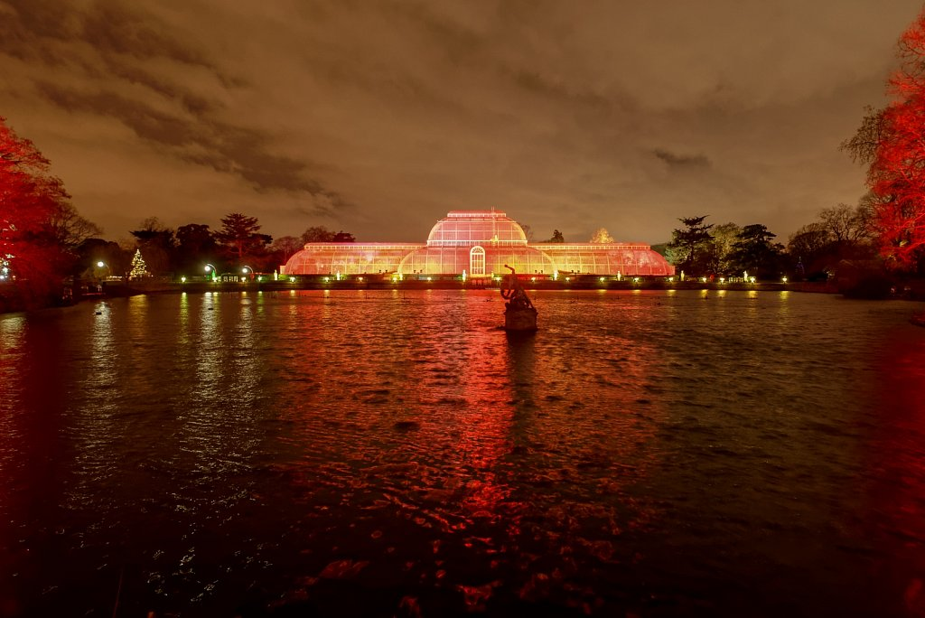 Kew Gardens. Richmond. United Kingdom.