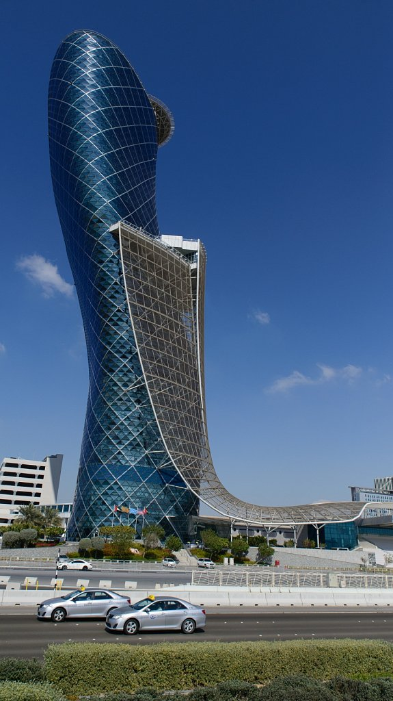 Embassies District. Abu Dhabi. United Arab Emirates.