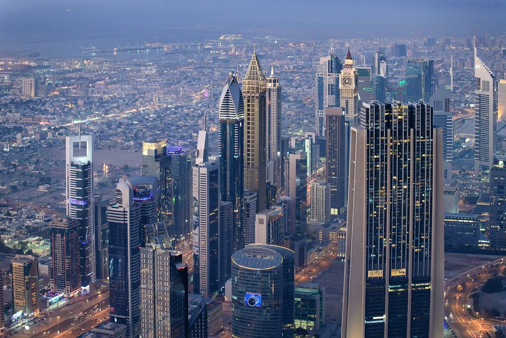 Dubai. United Arab Emirates.