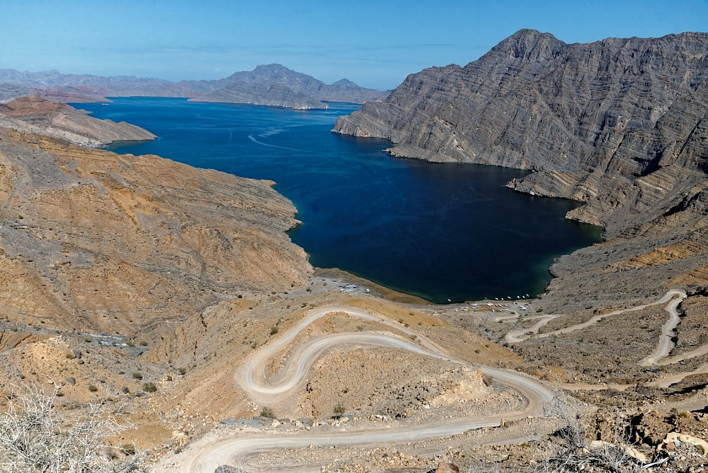 Musandam Governorate. Oman.