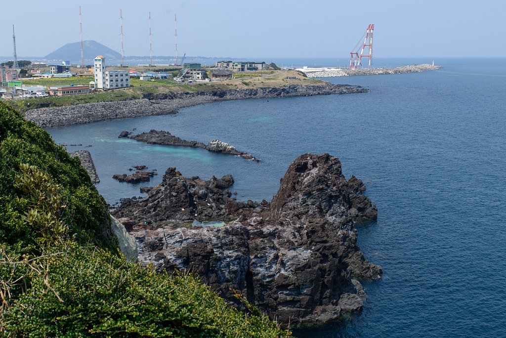 Jeju-do. South Korea.