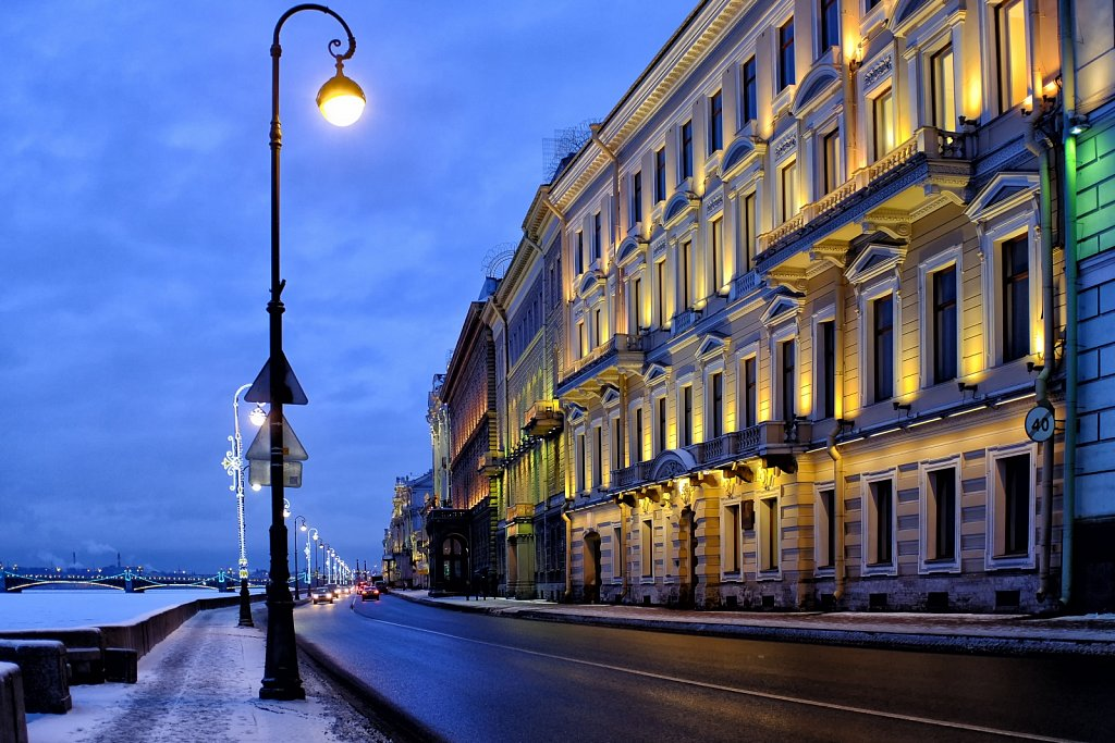 Saint Petersburg. Russia.