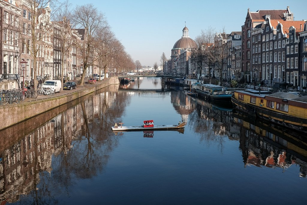 Amsterdam. North Holland. The Netherlands.
