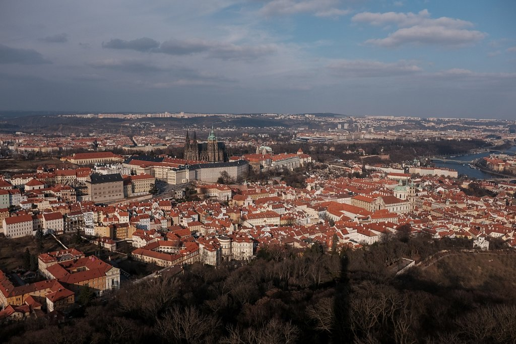 Malá Strana. Prague. Czechia.