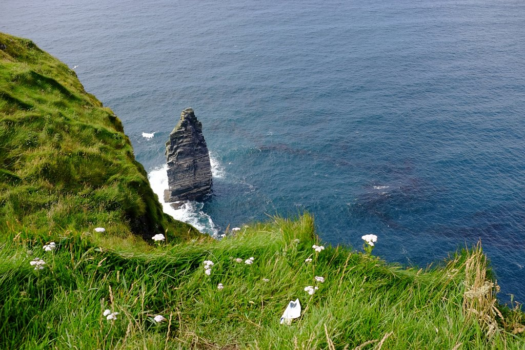 Cliffs of Moher. County Clare. Ireland.