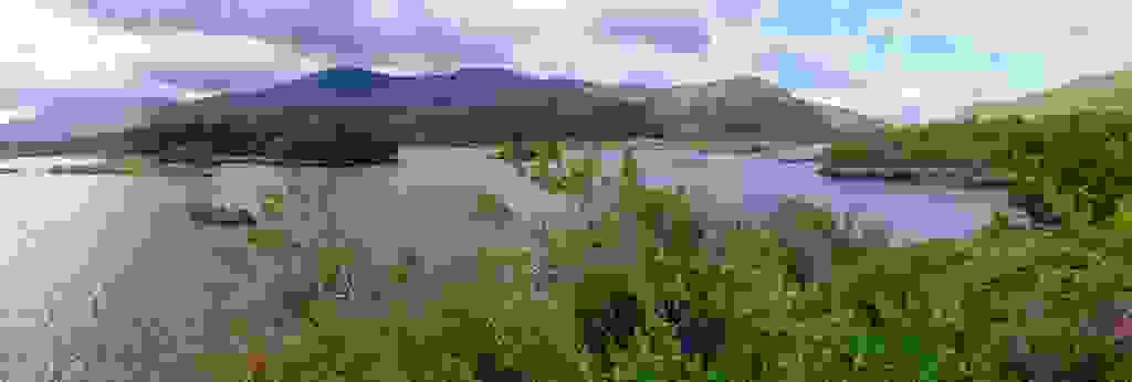 Killarney National Park. County Kerry. Ireland.