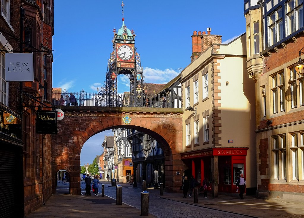Chester. England. United Kingdom.