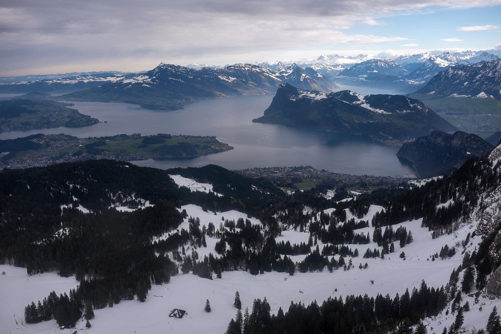 Mt Pilatus.Switzerland.