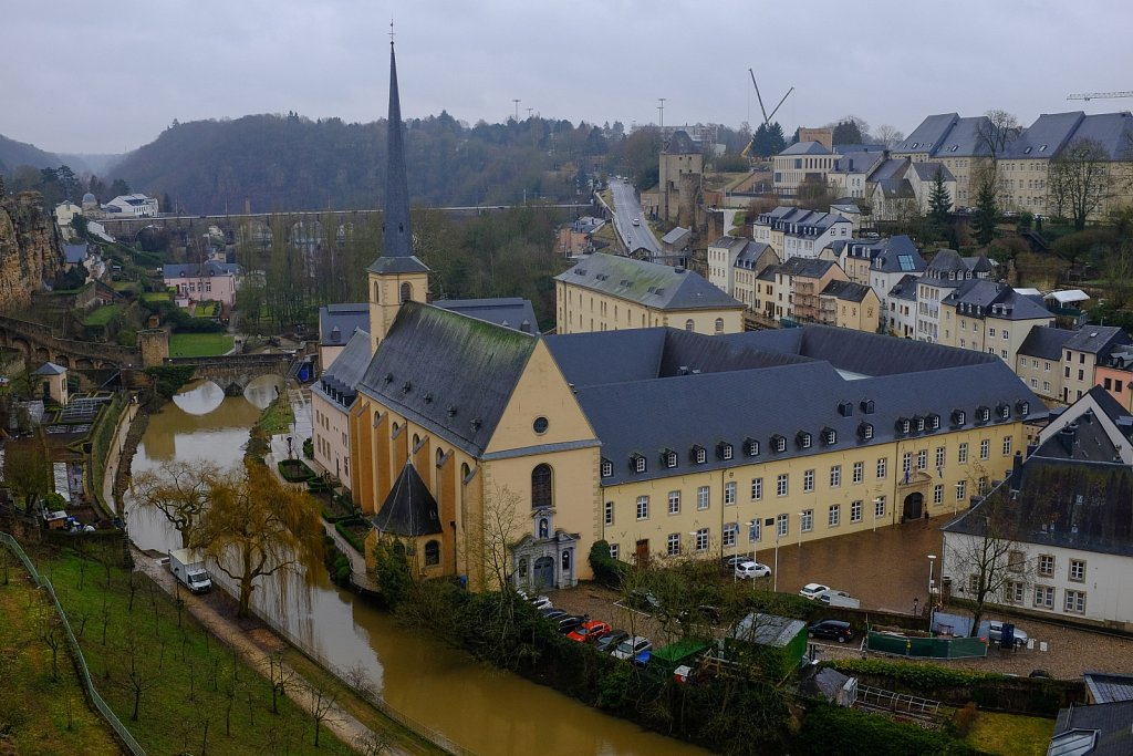 Luxembourg. District de Luxembourg. Luxembourg.