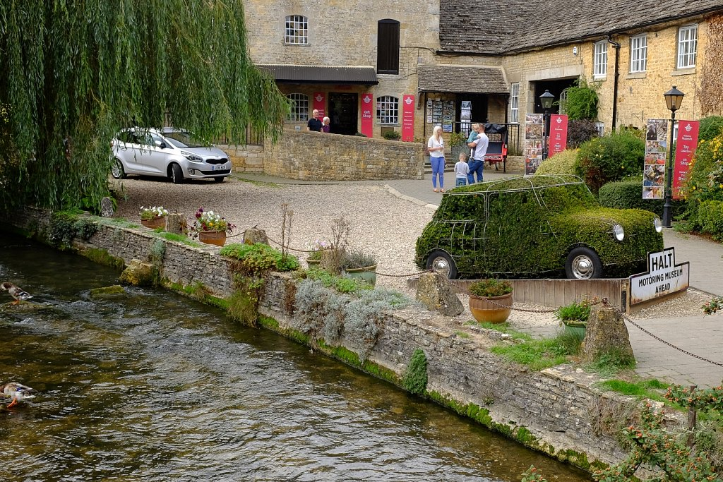 Bourton-on-the-Water. England. United Kingdom.